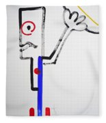 Archer Fleece Blanket