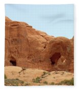 Arches Formation 29 Fleece Blanket