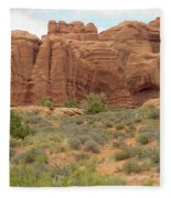 Arches Formation 31 Fleece Blanket