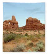 Arches Formation 33 Fleece Blanket