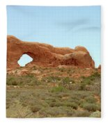 Arches Formation 34 Fleece Blanket