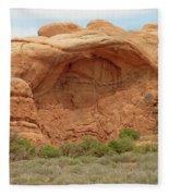 Arches Formation 36 Fleece Blanket