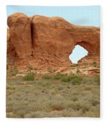 Arches Formation 37 Fleece Blanket