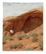 Arches Formation 40 Fleece Blanket
