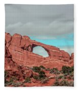 Arches National Park 1 Fleece Blanket