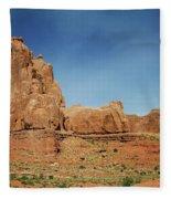 Arches National Park 2 Fleece Blanket