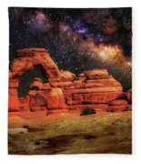 Arches National Park 44 Fleece Blanket