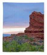 Arches National Park No. 1-1 Fleece Blanket