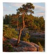 Archipelago Sunset Fleece Blanket