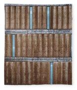 Architectural Dna Fleece Blanket