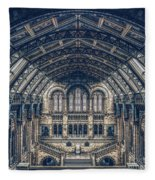 Architectural Reflections Fleece Blanket