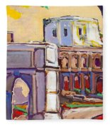 Arco Di Romano Fleece Blanket