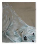 Arctic Frolic Fleece Blanket