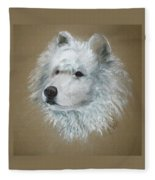 Arctic Majestry Fleece Blanket