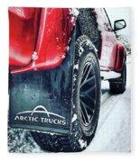 Arctic Trucks Fleece Blanket