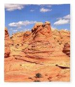 Arizona Dreamscape Fleece Blanket