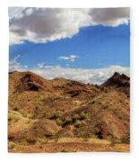 Arizona Hills Fleece Blanket