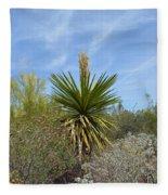 Arizona Landscape Fleece Blanket