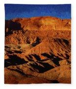Arizona Mesa 4 Fleece Blanket