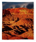 Arizona Mesa 5 Fleece Blanket