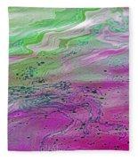 Arizona Oil 4 Fleece Blanket