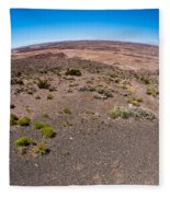 Arizona's Painted Desert #2 Fleece Blanket