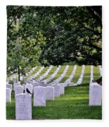 Arlington Fleece Blanket