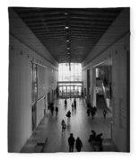 Art Institute Of Chicago Modern Wing Fleece Blanket