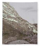 Art Print Canyon 14 Fleece Blanket