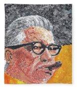 Art Rooney Fleece Blanket