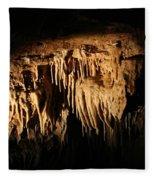 Art Underneath - Cave Fleece Blanket