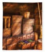 Artist - Assorted  Dyes  Fleece Blanket