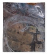 Artist Sidewalk 1 Fleece Blanket