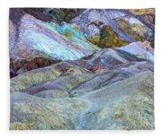 Artist's Palette Fleece Blanket