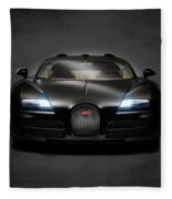 Bugatti Veyron Fleece Blanket