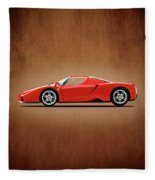 Ferrari Enzo Fleece Blanket
