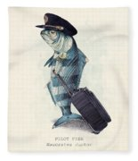The Pilot Fleece Blanket