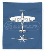 The Spitfire Fleece Blanket