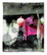 Poncho Porch Fleece Blanket