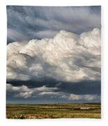 Thunderhead Breakdown Fleece Blanket