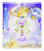 Divine Union Fleece Blanket