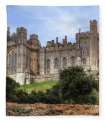 Arundel Castle Fleece Blanket