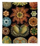 Ascidiae Fleece Blanket