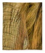 Asha Fleece Blanket