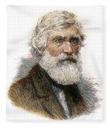 Asher B. Durand, 1796-1886 Fleece Blanket