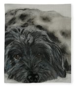 Asia Fleece Blanket