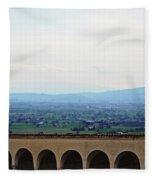 Asisi View Fleece Blanket