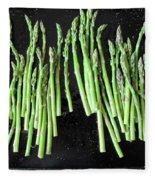 Asparagus Fleece Blanket