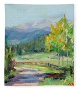 Aspen Lane Fleece Blanket
