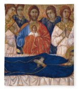 Assumption Fragment 1311 Fleece Blanket